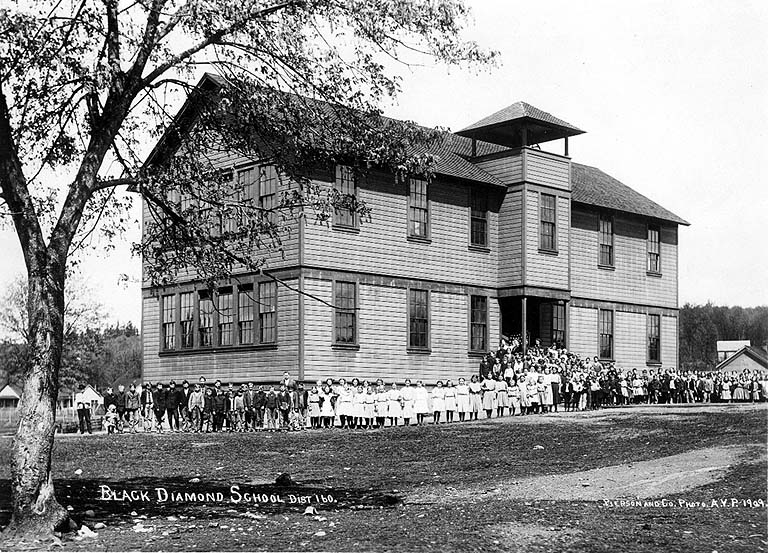 Black Diamond School 1909