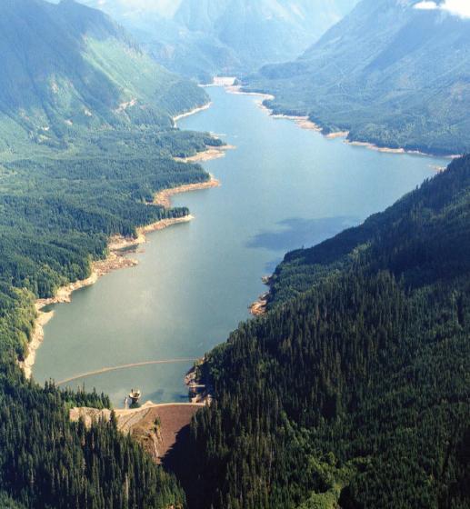 Spada Reservoir