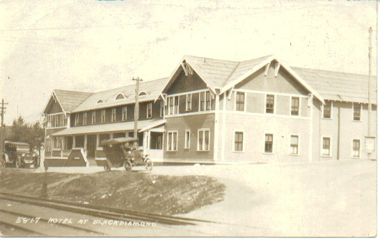 Pacific Coast Co. Hotel - circa pre 1915 - JM Collection