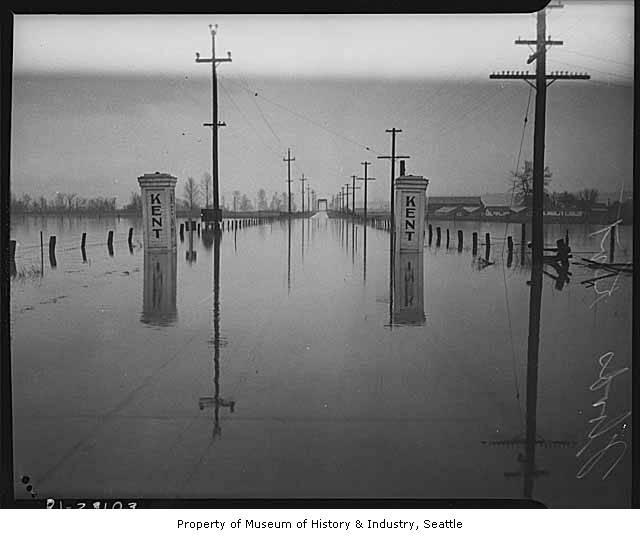 1936 Kent Flood