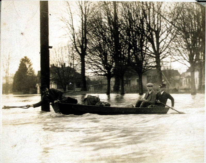 Green River Kent flood 1906