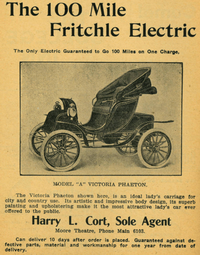 Electric auto fritchle3
