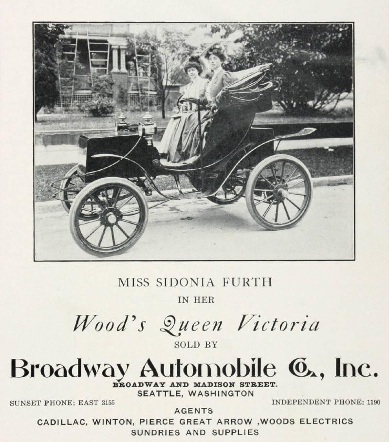 Electric auto woods