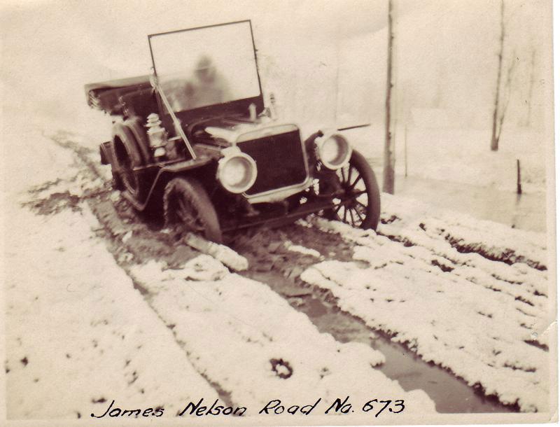 James Nelson road Renton 1910