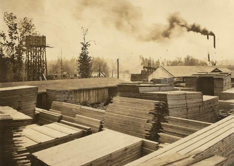 Lake Sawyer Mill 5