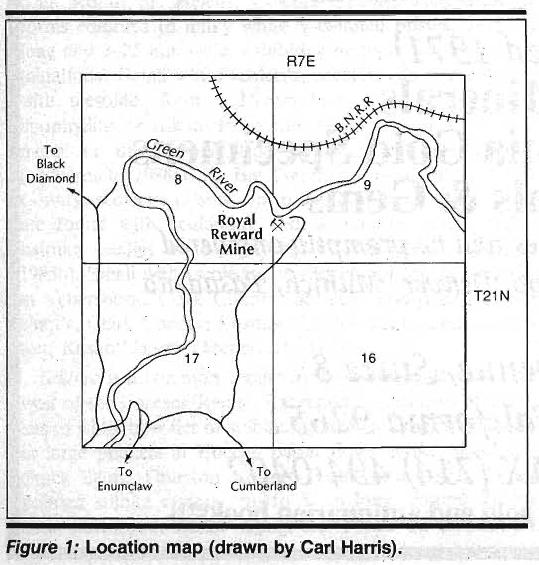 Royal reward mine map