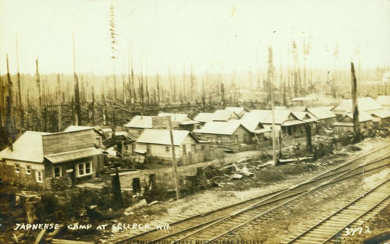 Japanese camp at selleck