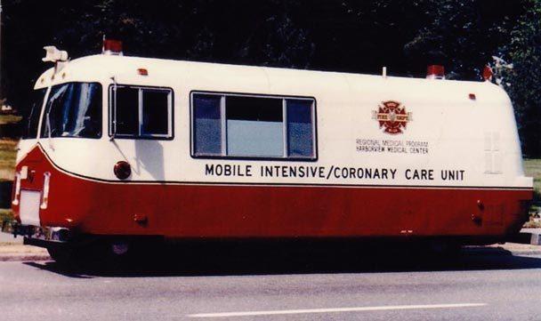 Medic One circa 1970