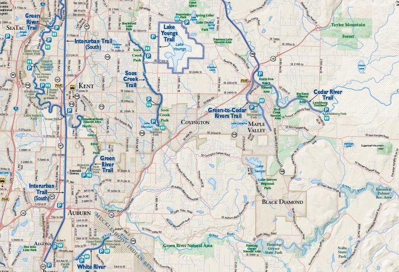 Regional trails