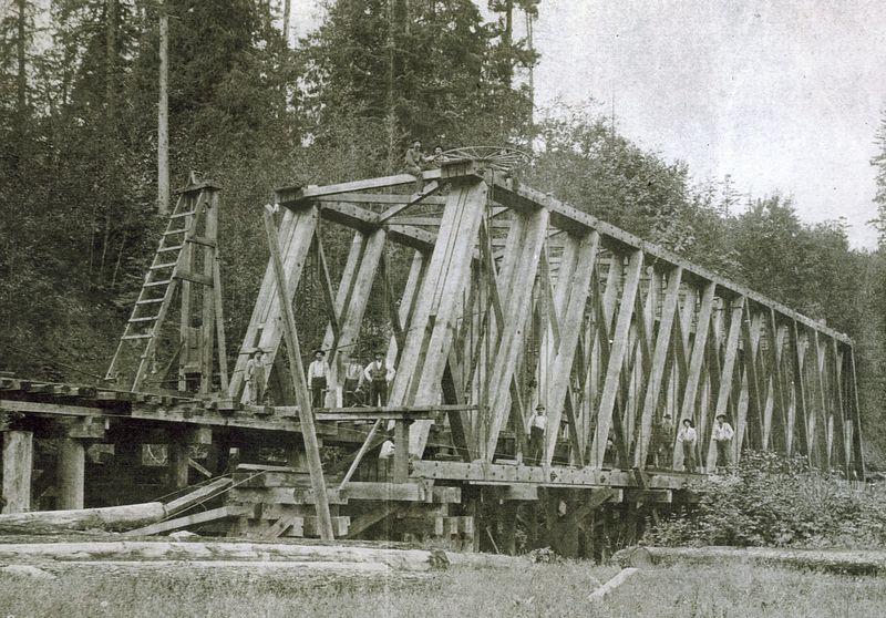 Maplewod trestle