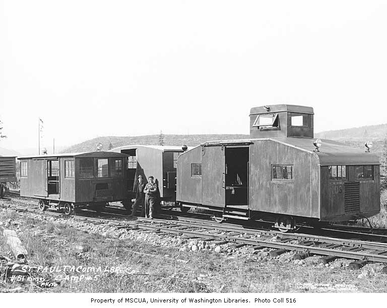 Camp 5 Sders 1937