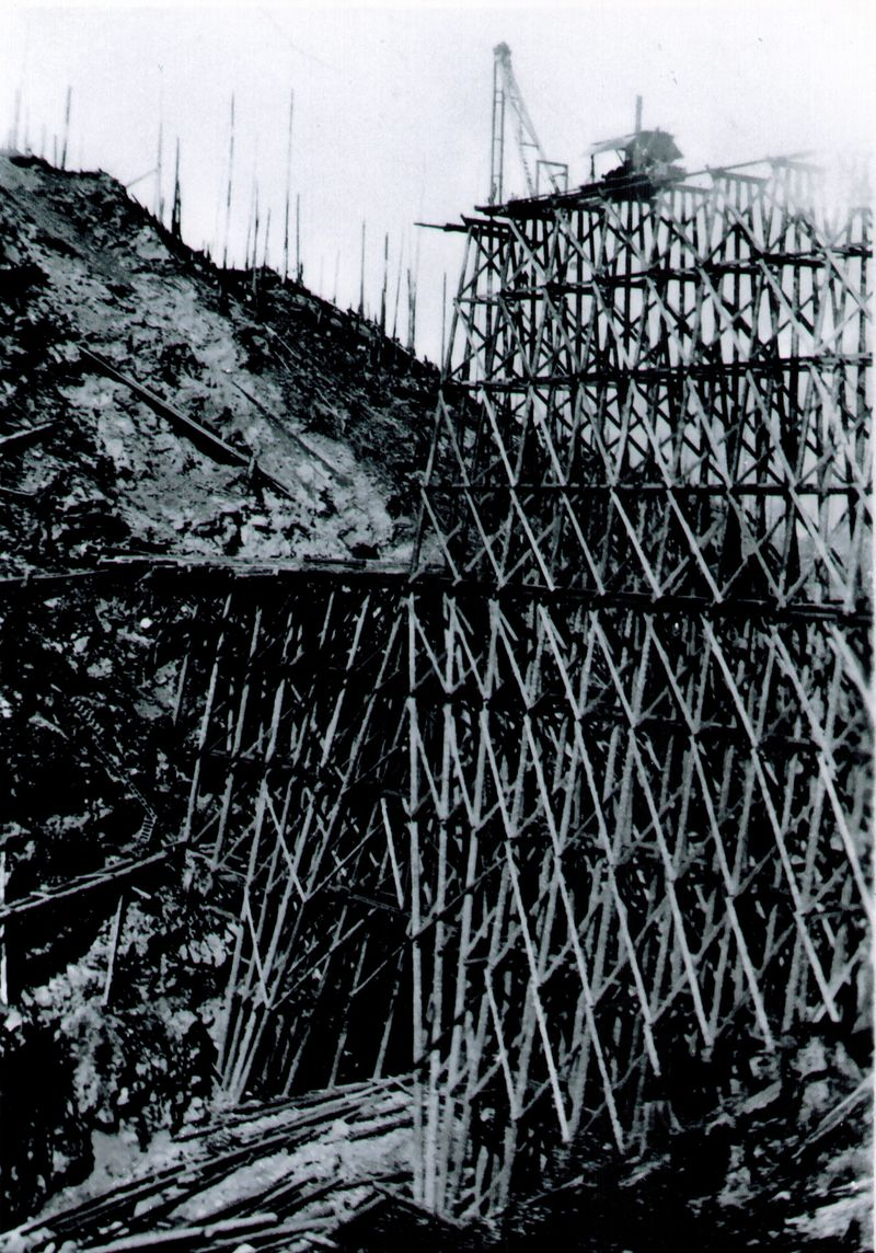 Pacific states lumber bridge