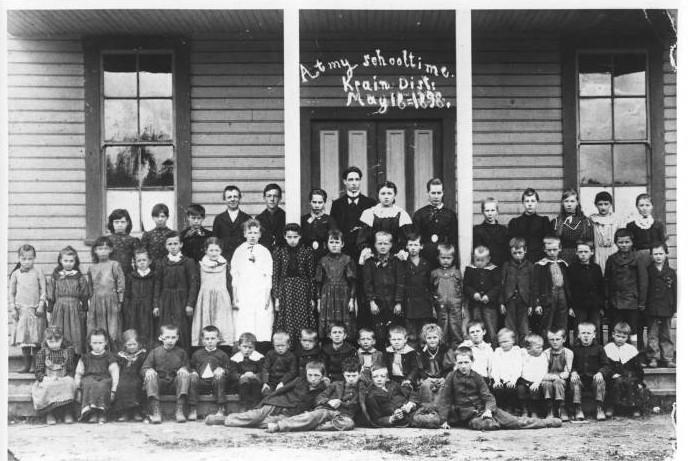 Krain district school