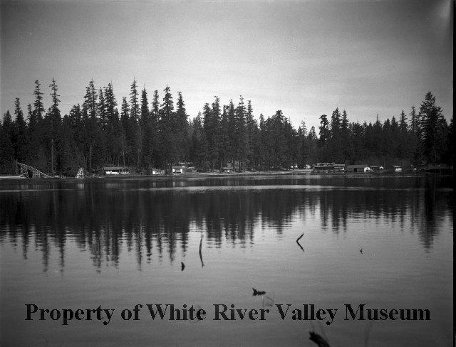 Lake lucerne 1937