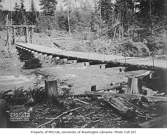 Trude bridge