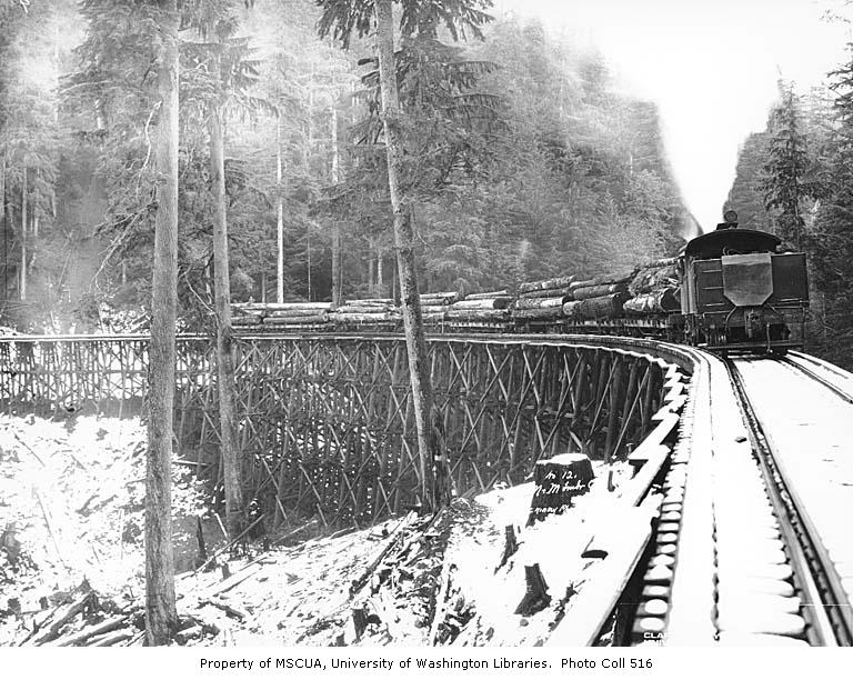 Manley moore rail snow