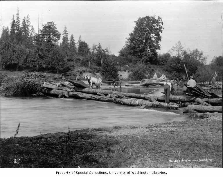 Black river dam 1899 2