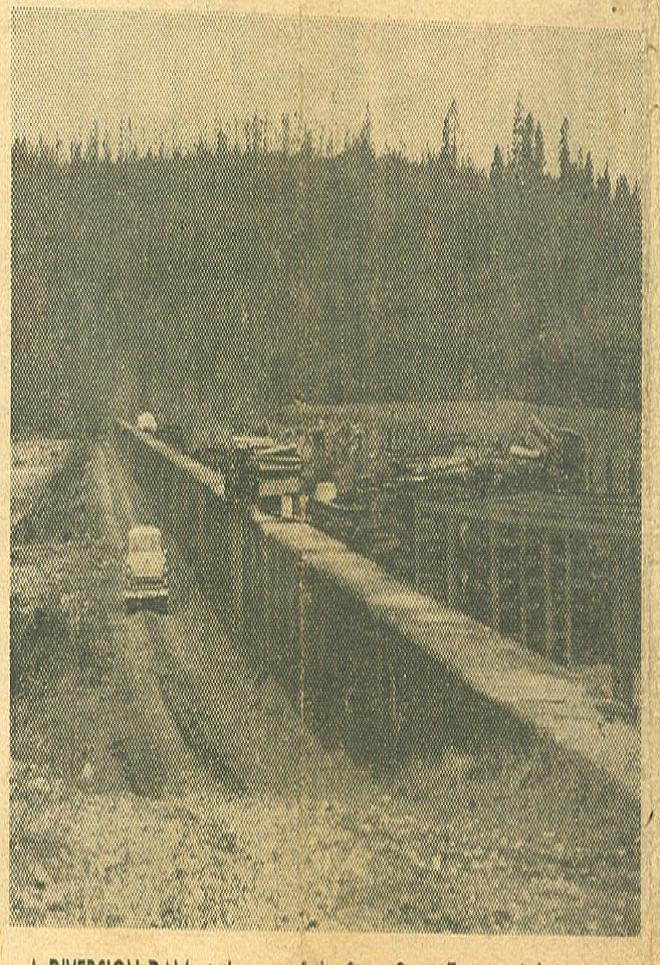 White River Diversion Dam picture - 2