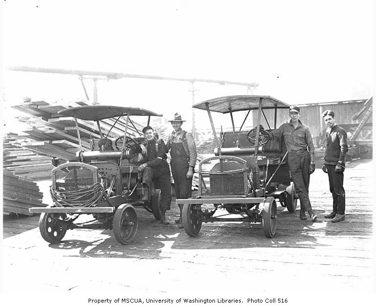 Jitneys 1919