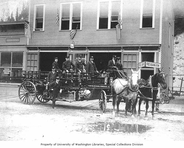 1906 firetruck