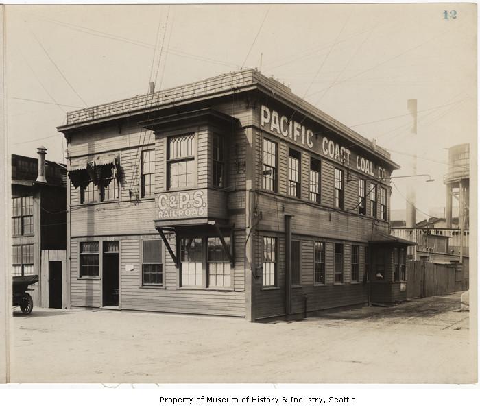 PCCC Office 1916