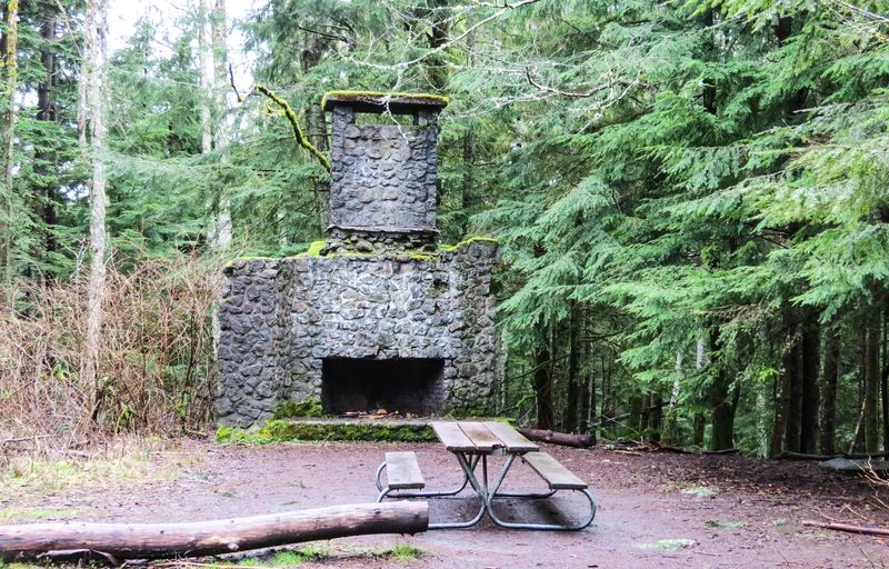 A fireplace-1