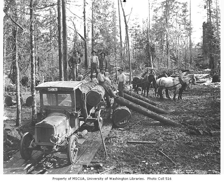 Coal creek lumber 1921