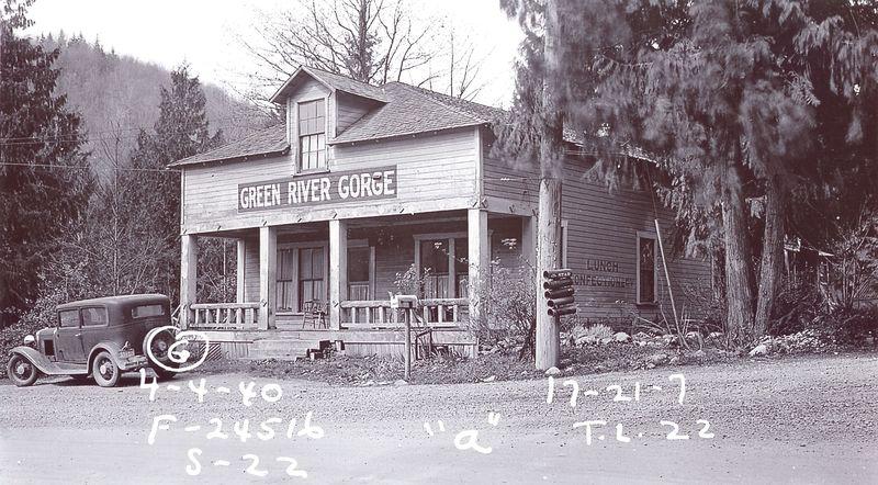 PCC261 - Green River Gorge