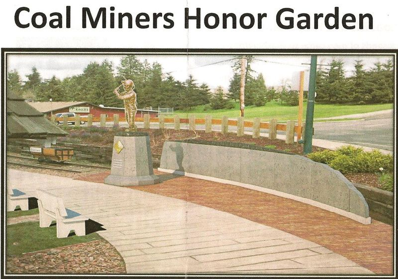 Miners Honor Garden