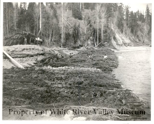 White river diversion dam 1