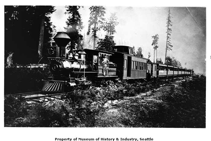 C&ps railroad locomotive aa denny 1880