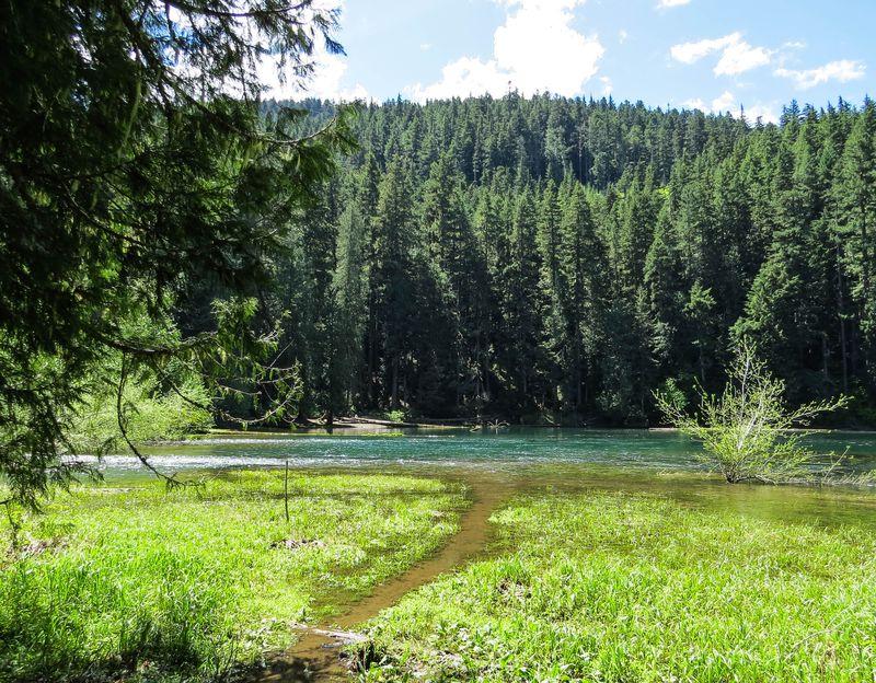 A lake 2-1