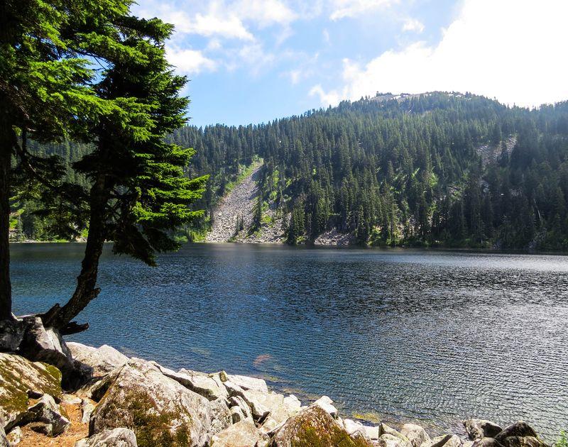 A mason lake 2-1