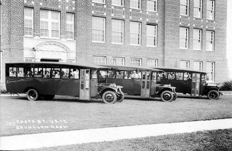 Enumclaw public schools 1915