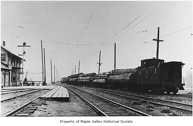Pacific Coast Railroad