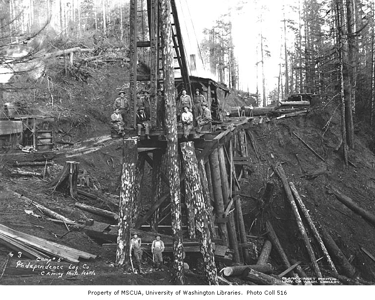 Pile driver 1925