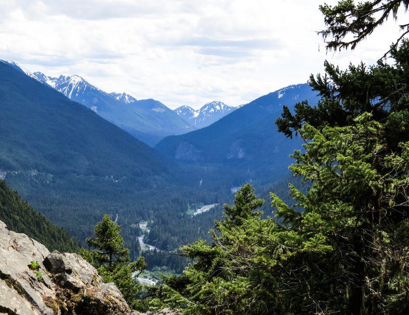 A peak view 1-1