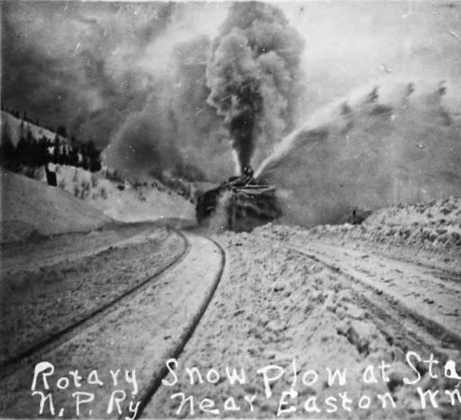Stampede pass snow blower 3